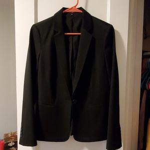 Black Express Blazer Suit Jacket